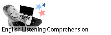 English listening comprehension practice online